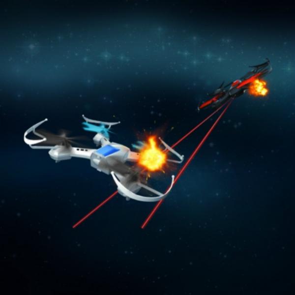 Set Drone RC Battle 0