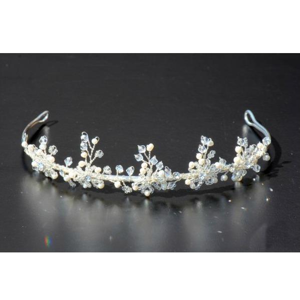Set tiara, colier si cercei Dutchess [3]