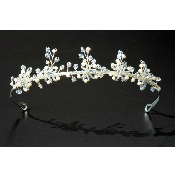 Set tiara, colier si cercei Dutchess 1