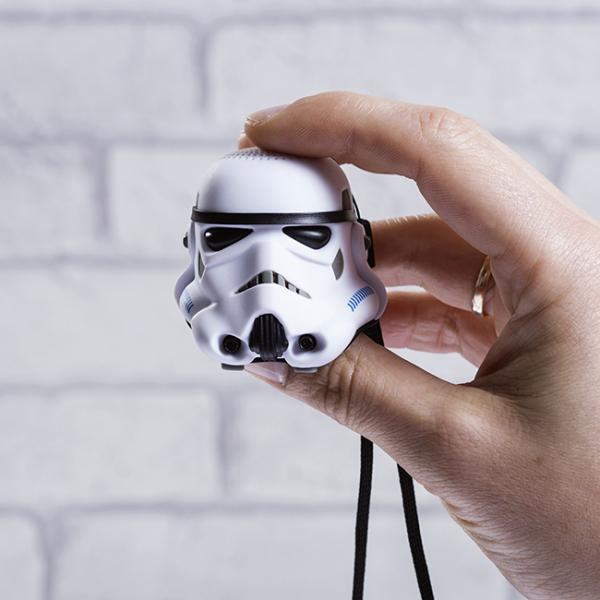 Speaker Bluetooth mini Stormtrooper 4