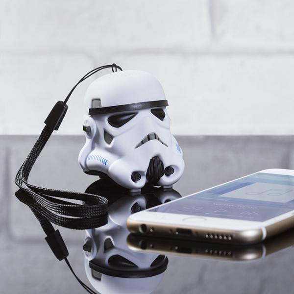 Speaker Bluetooth mini Stormtrooper 0