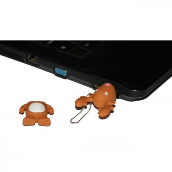 Stick memorie Happy Reindeer - 16 GB 1