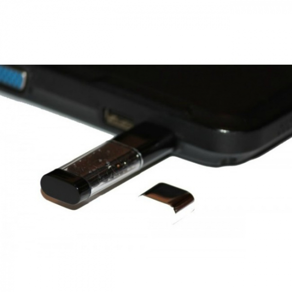 Stick memorie Shiny Crystal - Black - 8GB 3