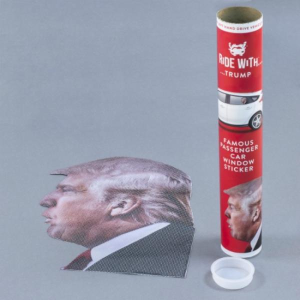 Sticker auto - Donald Trump [2]