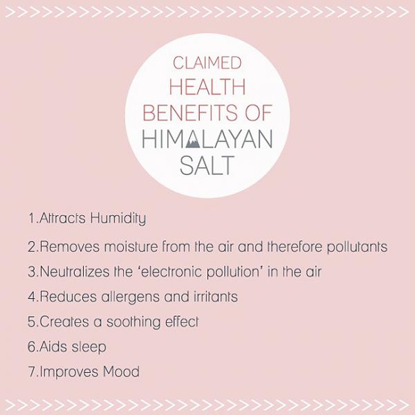 Suport lumanare - sare Himalaya 1