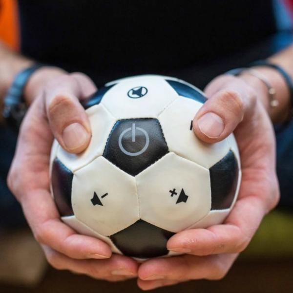 Telecomanda Universala Minge Fotbal 2
