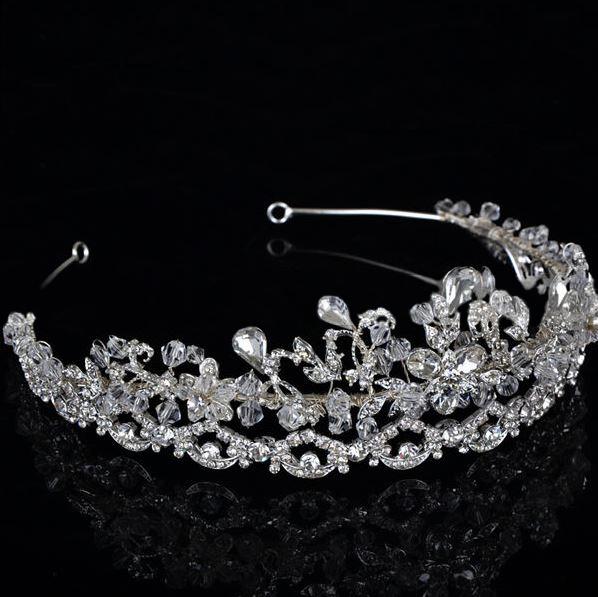 Tiara Bridal Crystal 0