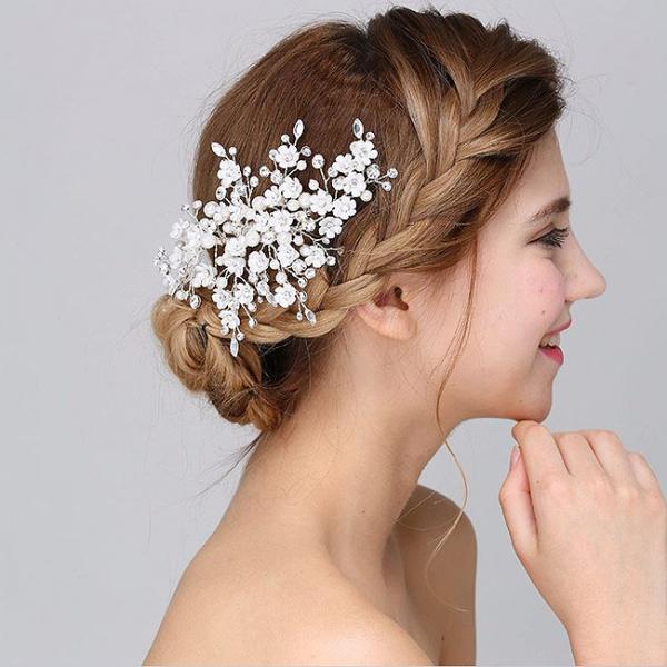 Tiara Clips Enchanted Blossom [2]