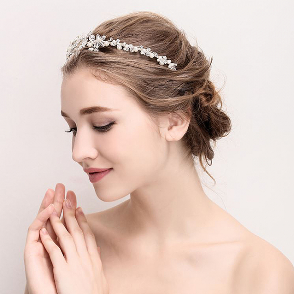 Tiara Crown Crystals&Rhinestones [2]