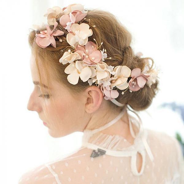 Tiara Crown Flowers [5]