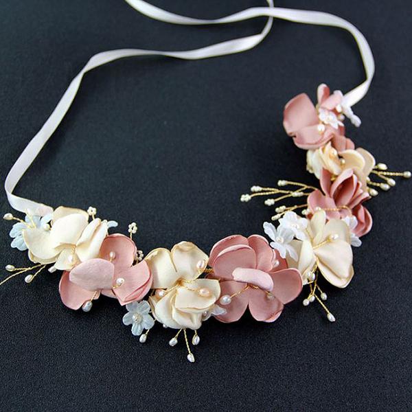 Tiara Crown Flowers [3]