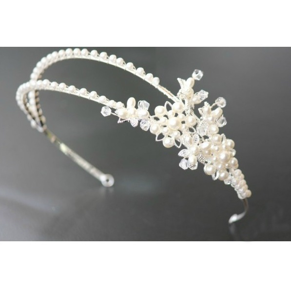 Tiara Exquisite Pearls 0