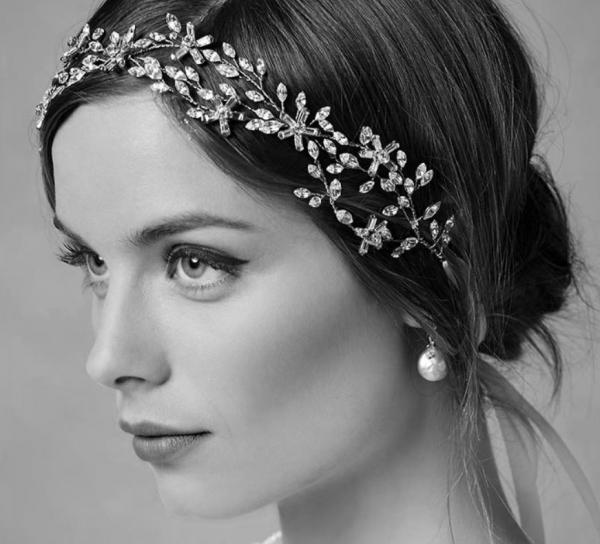Tiara Marquise Crystals 0