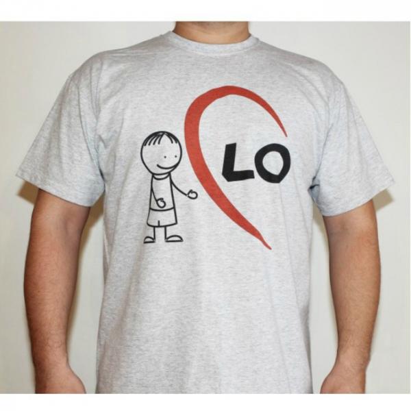Tricou inima LO 0
