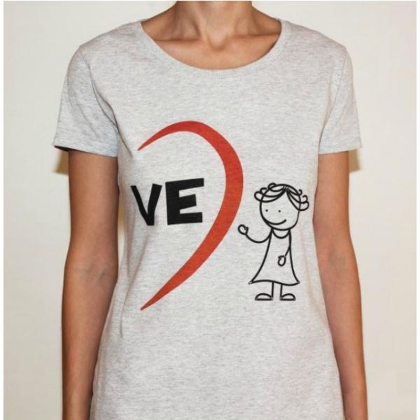 Tricou inima VE 0
