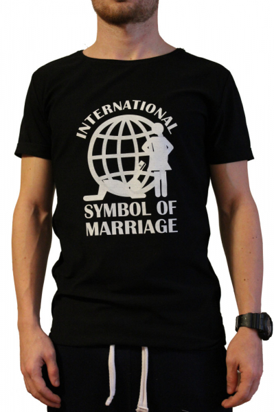 Tricou International Symbol Of Marriage 0