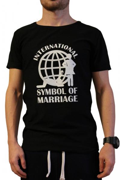 Tricou International Symbol Of Marriage [0]