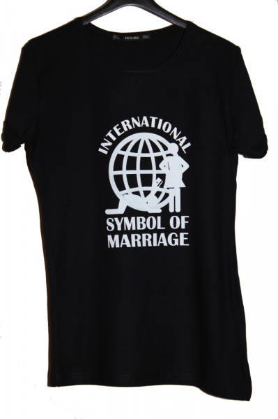 Tricou International Symbol Of Marriage 1