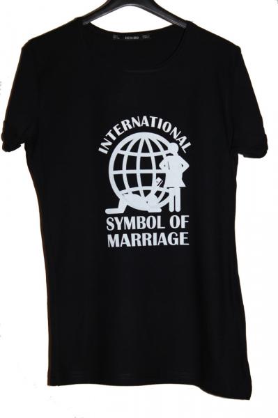 Tricou International Symbol Of Marriage [1]