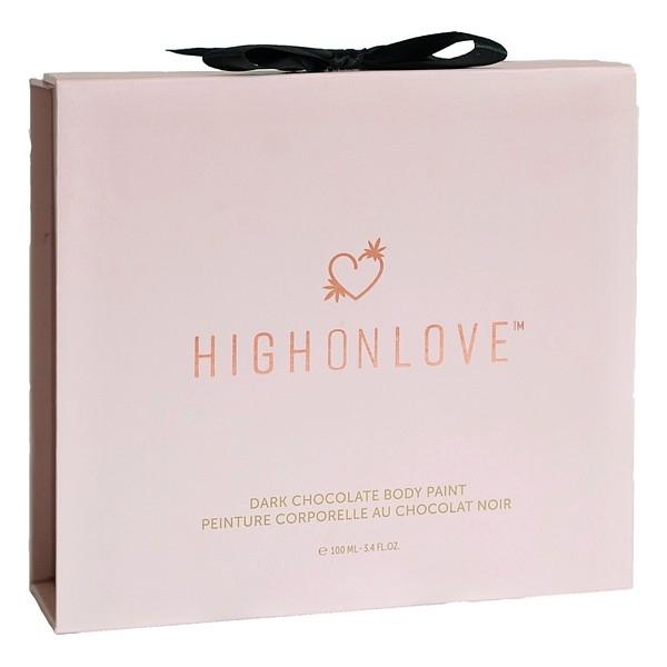 Vopsea de Corp cu Ciocolată Highonlove 2