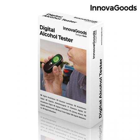 Alcoolscop digital Innova Goods2