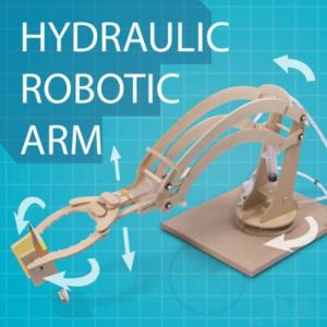 Brat robot hidraulic [2]