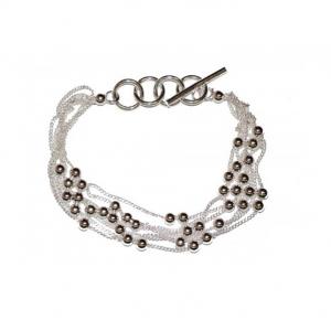Bratara Glossy Beads0