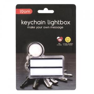 Breloc LightBox3