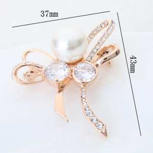 Brosa Elegant Bow2