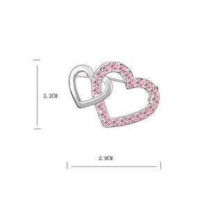 Brosa Hearts Pink1