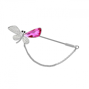 Brosa Pink Butterfly0