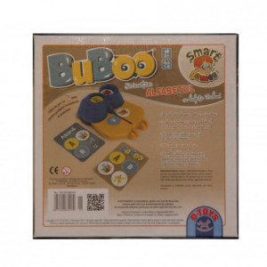 Buboo – Sa invatam alfabetul ! 5+1