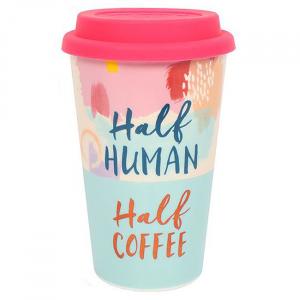 Cana calatorie Half Human, Half Coffee [0]