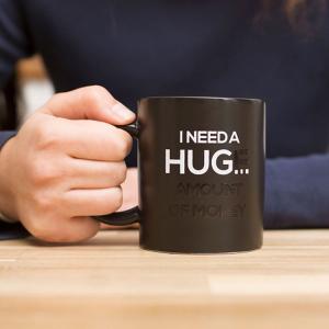 Cana termo-sensibila I need a Hug1