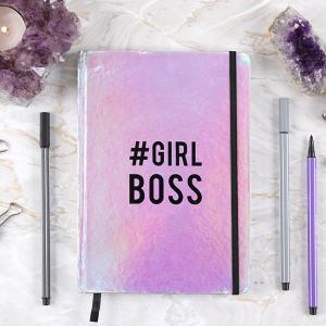 Carnet notite A5 Girl Boss0