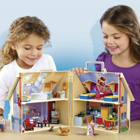 Playmobil DollHouse 4+1
