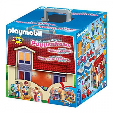 Playmobil DollHouse 4+0