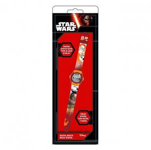 Ceas digital pentru copii Star Wars0