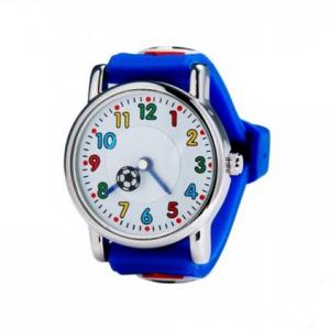 Ceas pentru copii Football Print4