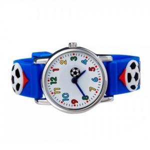 Ceas pentru copii Football Print1