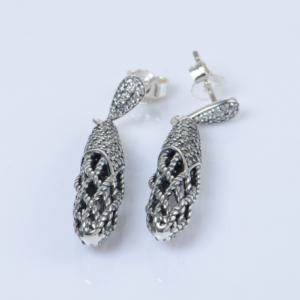 Cercei Elegance argint3