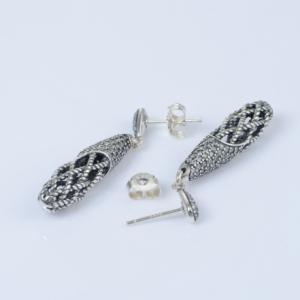 Cercei Elegance argint1
