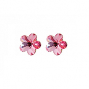 Cercei Pink Plum Blossom0