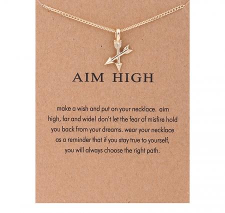 Colier Make a wish - Aim High0