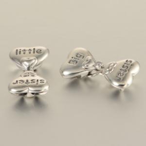 Colier din argint Sisters Love2