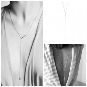 Colier Long din argint [0]
