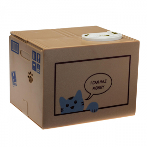 Cutie economii Pisica  Hotomana2