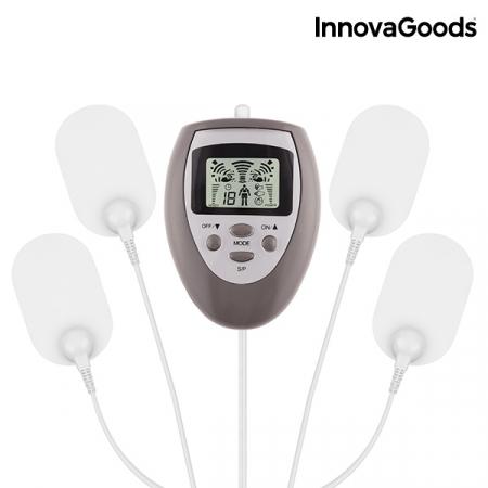Electrostimulator calmare durere TENS Becalm4