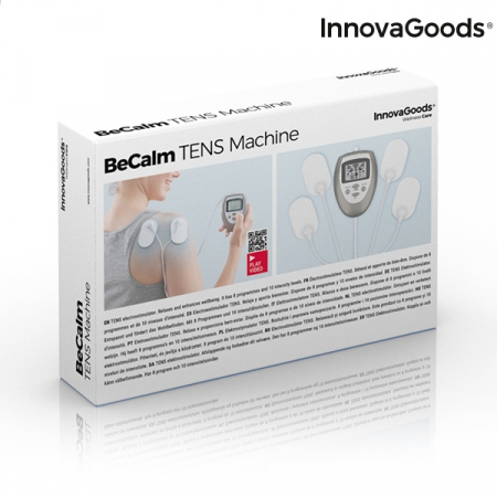 Electrostimulator calmare durere TENS Becalm2