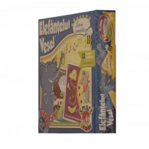 Elefantelul vesel 4+ - Lumea animalelor1